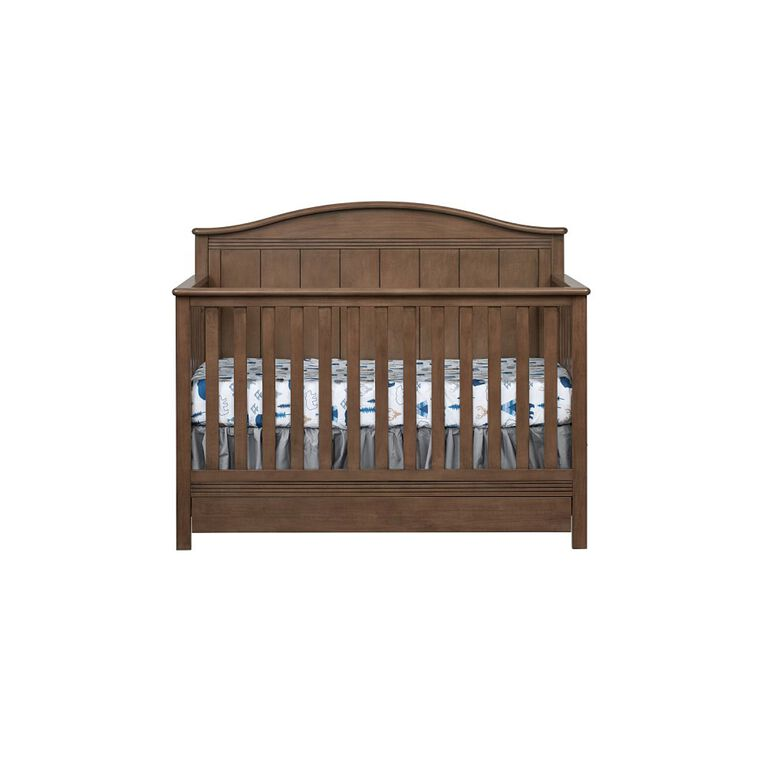 Oxford Baby Sienna 4 In 1 Convertible Crib W Drawer Acorn