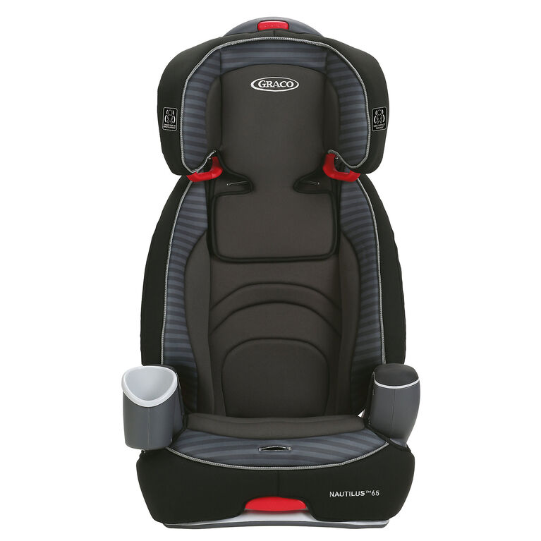 Graco Nautilus 65 3-in-1 Harness Booster - Lustre - R Exclusive
