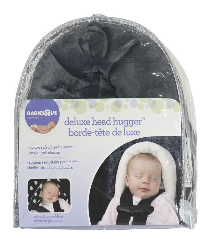 Especially for Baby Head Hugger Safety Support Pillow - Grey