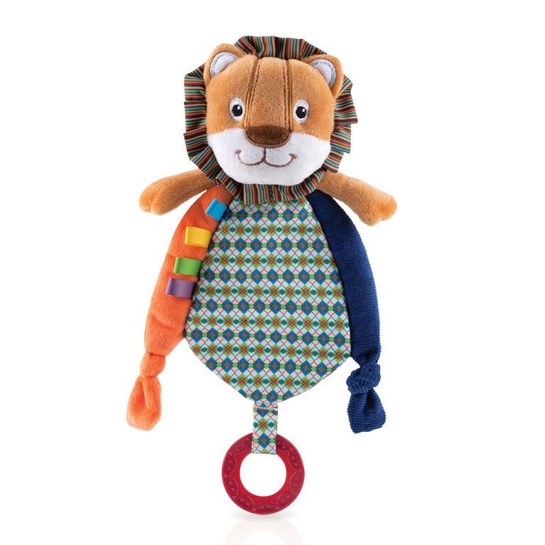 Nuby Play n' Teether - Lion