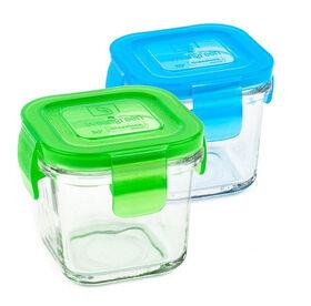 Wean Green - Paquet de 2 Cube - vert/bleu