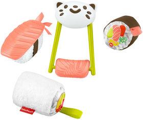 Fisher-Price - Ensemble à sushi Riz- golo