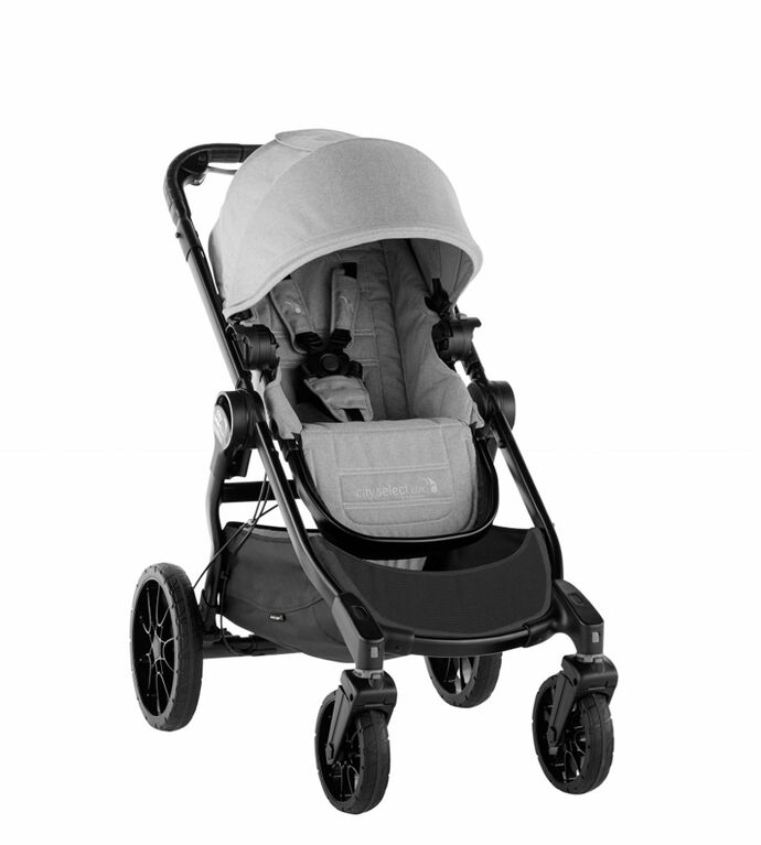 Baby Jogger City Select Lux Stroller Slate Babies R Us