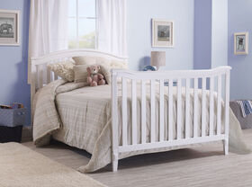 Berkley + Fairview Full Size Bed Conversion Kit - Blanc.