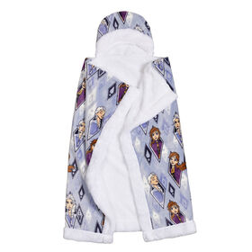 Nemcor - Disney Frozen Hooded Throw