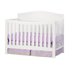 Child Craft Dresden 4-in-1 Convertible Crib - Matte White