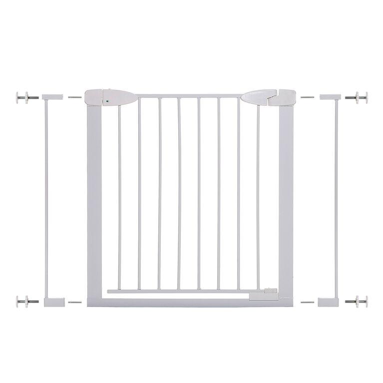 Dreambaby Boston Magnetic Auto-Close Security Gate - White