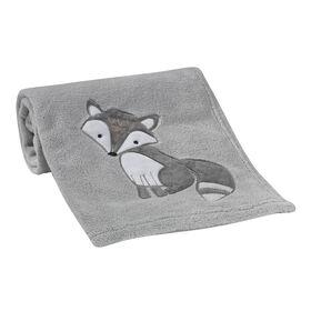 Bedtime Originals - Little Rascals Blanket - Gray