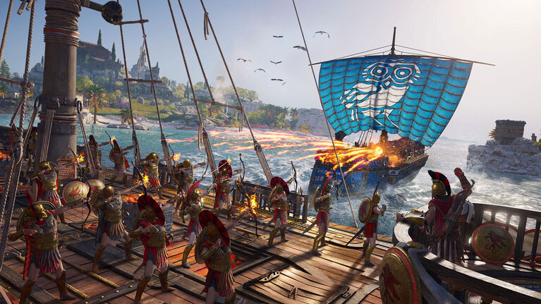 Xbox One - Assassin's Creed Odyssey