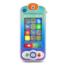 VTech Touch & Chat Light-Up Phone - English Edition