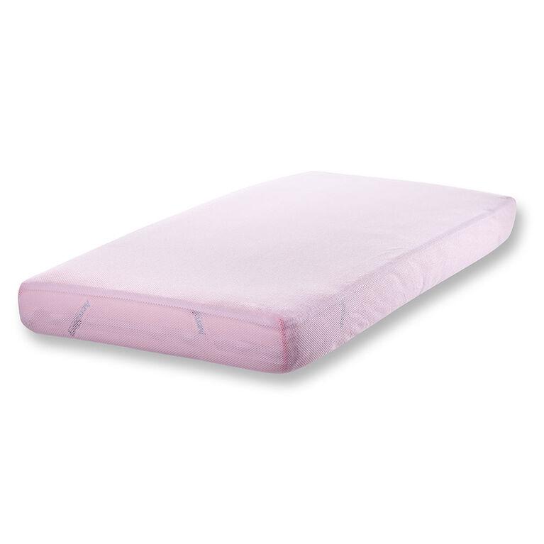 Aerosleep Sleep Safe Fitted Sheet - Pink