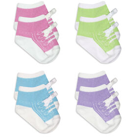 Baby Essentials 4-Pack Socks