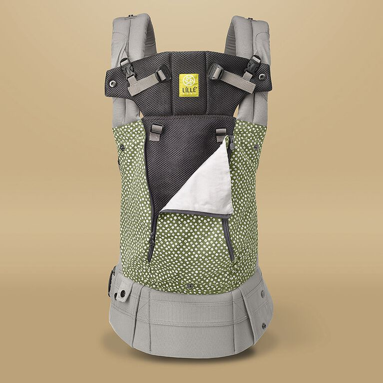LILLEbaby All Seasons Carrier - Wild Olive