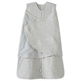 Turbulette SleepSack de HALO - Gris - Coton - Nouveau-né.
