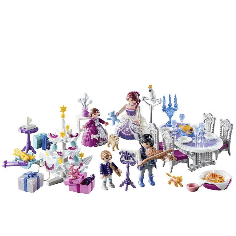 """Playmobil - Calendrier de l'Avent  """"Bal de Noël au salon de Cristal"""""""