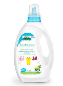 Aleva Naturals Detergent a lessive doux pour bebes.