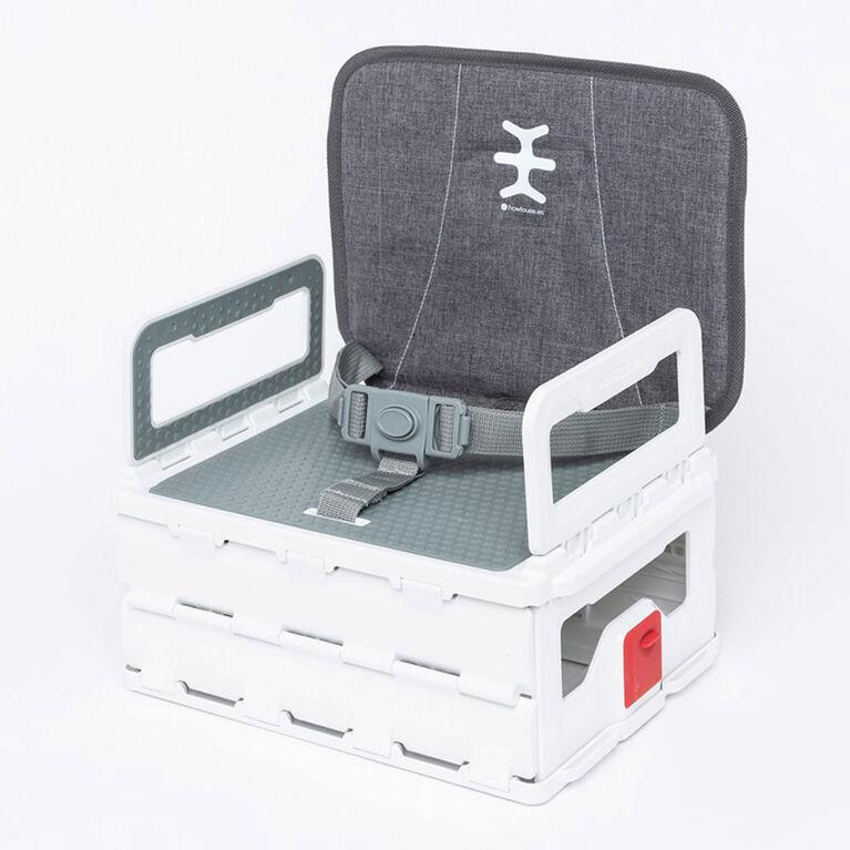 Rehausseur Ultra Compact NIKIDOM - Gris