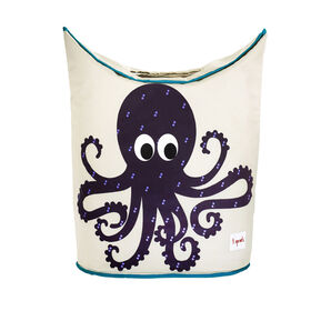 3 Sprouts - Laundry Hamper - Octopus