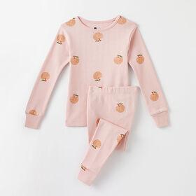 happy dream sleep set, 18-24m - light pink print