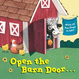 Random House BFYR - Open the Barn Door... - English Edition