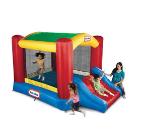 Little Tikes - Shady Jump 'N Slide Bouncer