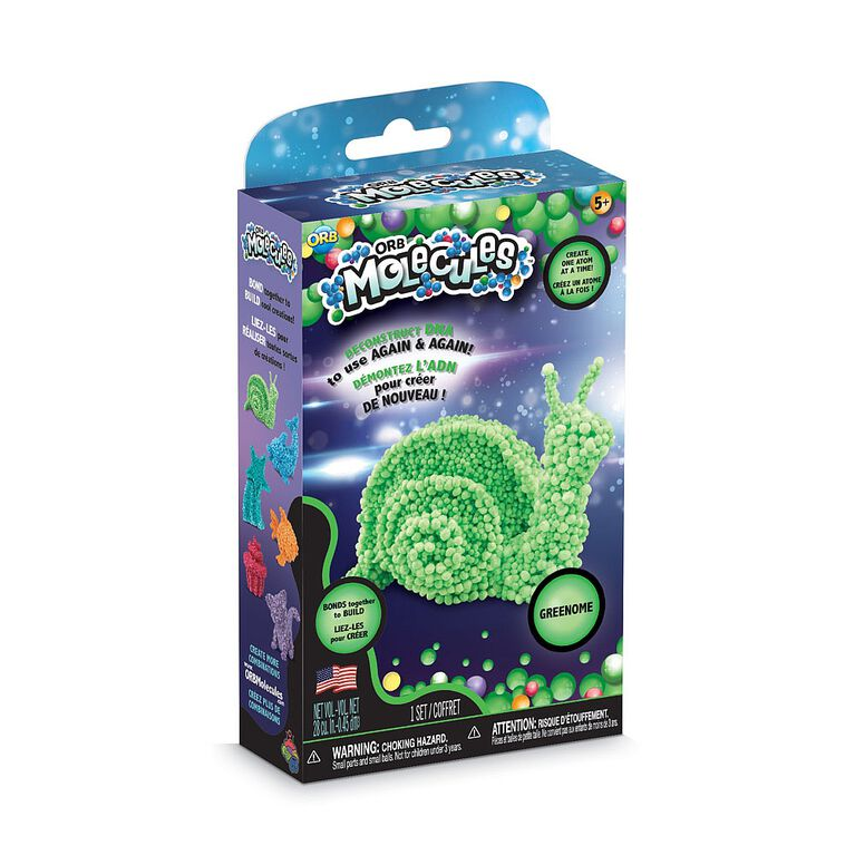 ORB Molecules Single Color Pack Green