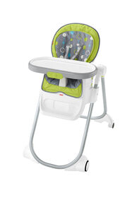 Fisher-Price - Chaise haute Nettoyage total 4 en 1