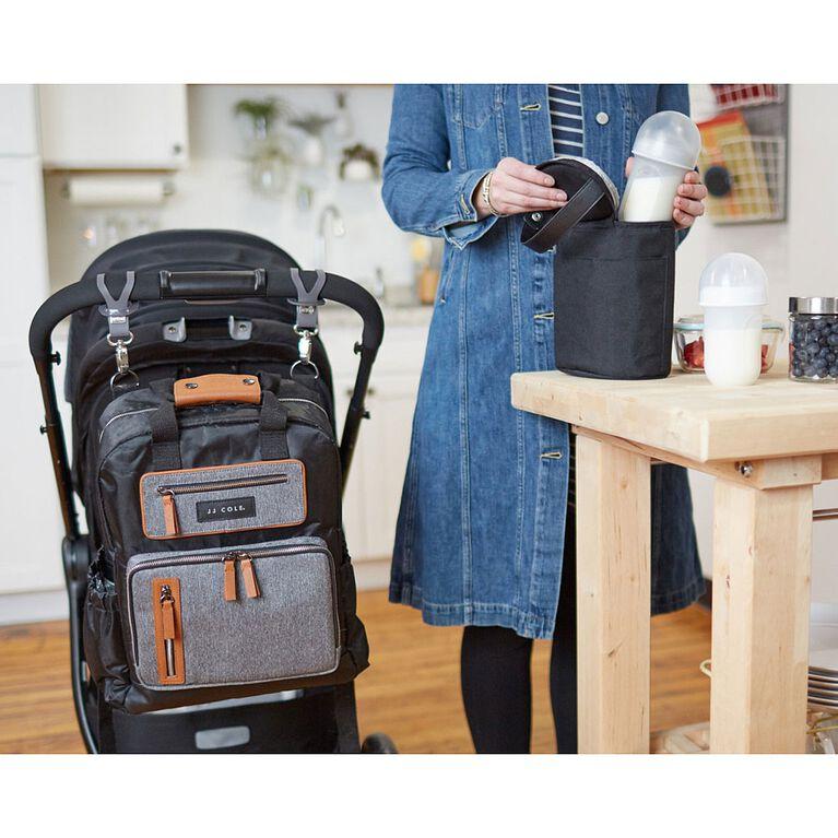 JJ Cole Bottle Cooler Bag - Blackout