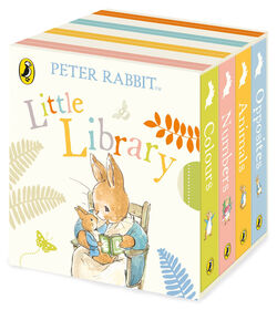Peter Rabbit Tales: Little Library - English Edition