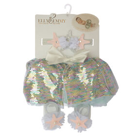 Elly & Emmy 3-Piece Tutu set