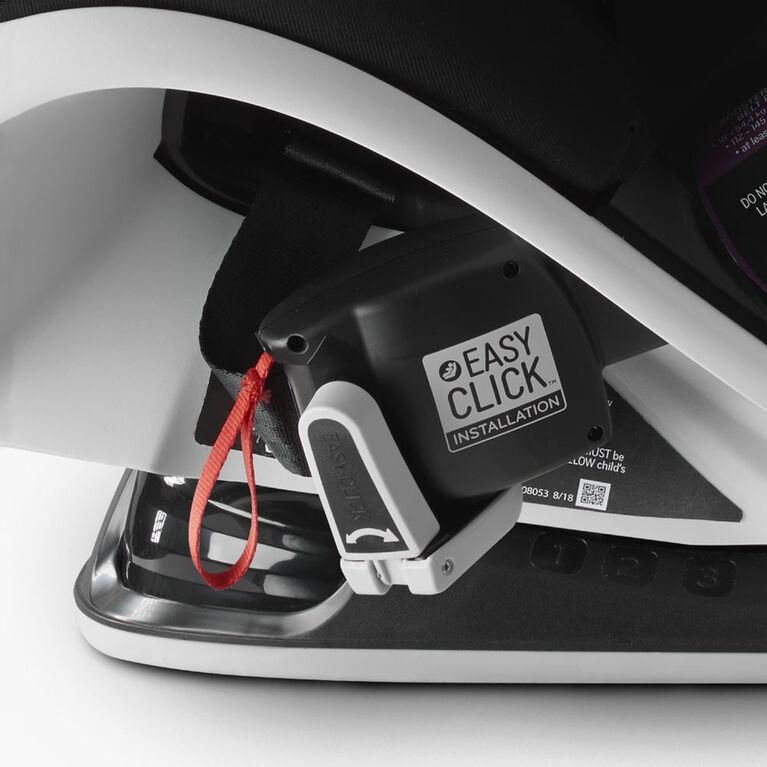 Siège auto convertible Evenflo GOLD SensorSafe EveryStage Smart tout-en-un, Pierre de lune - Notre exclusivité