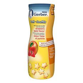 Gerber Graduates Puffs Strawberry Apple