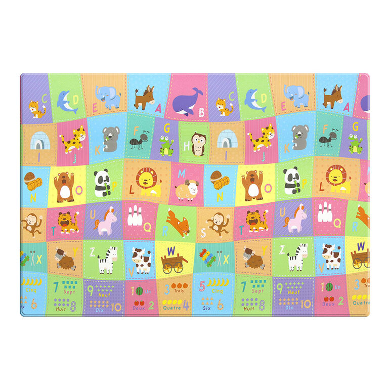 BabyCare Playmat - Medium - Ma petite Ferme (French)