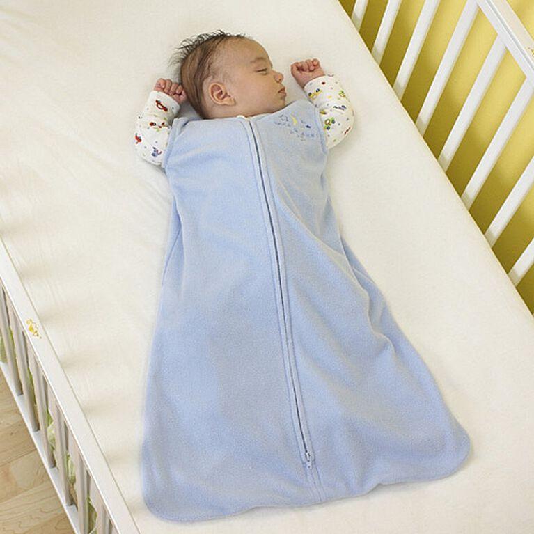 Halo SleepSack Fleece - Blue - Medium