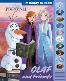 Frozen II I'm Ready To Ready  Olaf - English Edition
