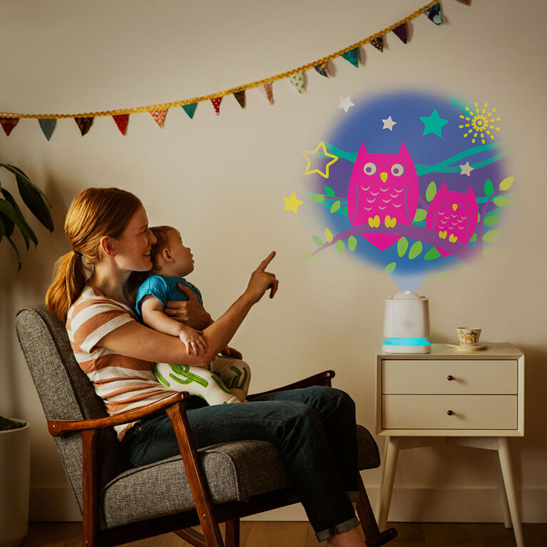 Nursery Projector & Sound System