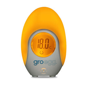 Gro-egg - Colour changing room thermometer