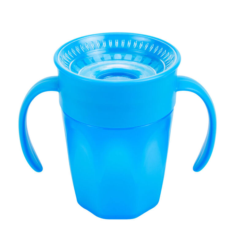 Dr. Brown's Milestones Cheers360 7 oz cup blue