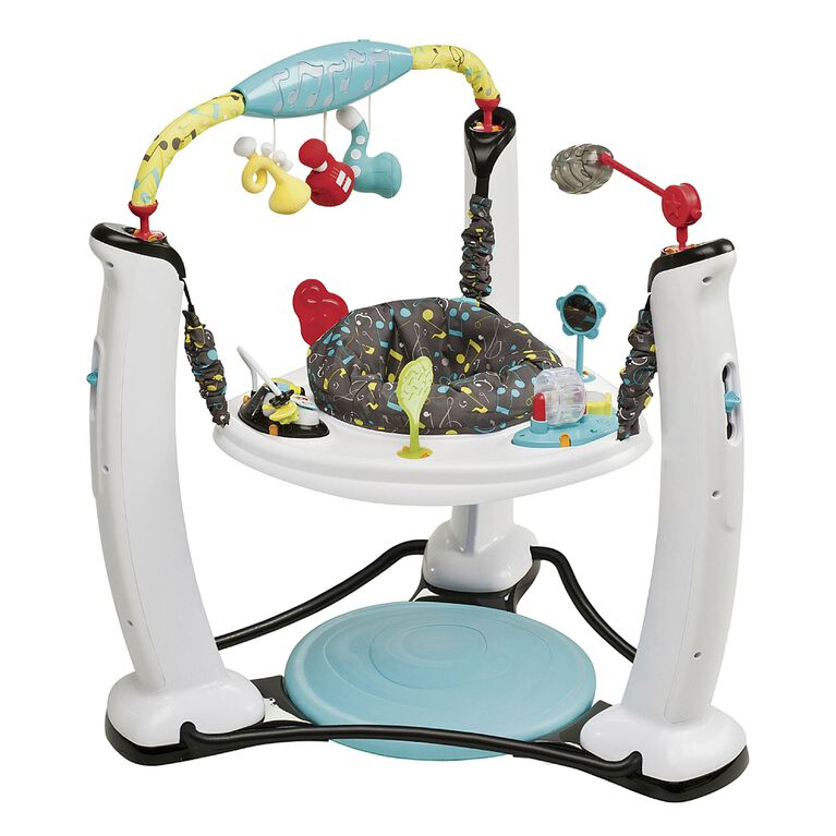 Evenflo ExerSaucer Session Musicale Jump & Learn.