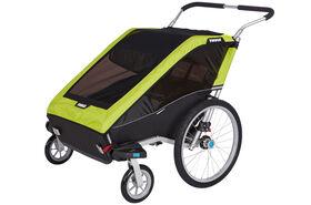 Thule Chariot Cheetah Xt 2 +Cycle/Stroll