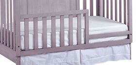 Baby Cache Windsor Guard Rail - Ash Gray||Baby Cache Windsor Guard Rail - Ash Gray