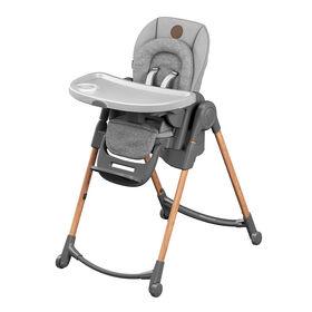 Chaise haute Minla de Maxi-Cosi - Essential Grey