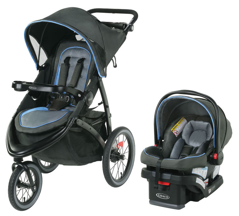 Graco - Fast Action Jogger LX Travel System - Cielo ...