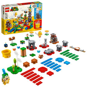 LEGO Super Mario Set de créateur Invente ton aventure 71380