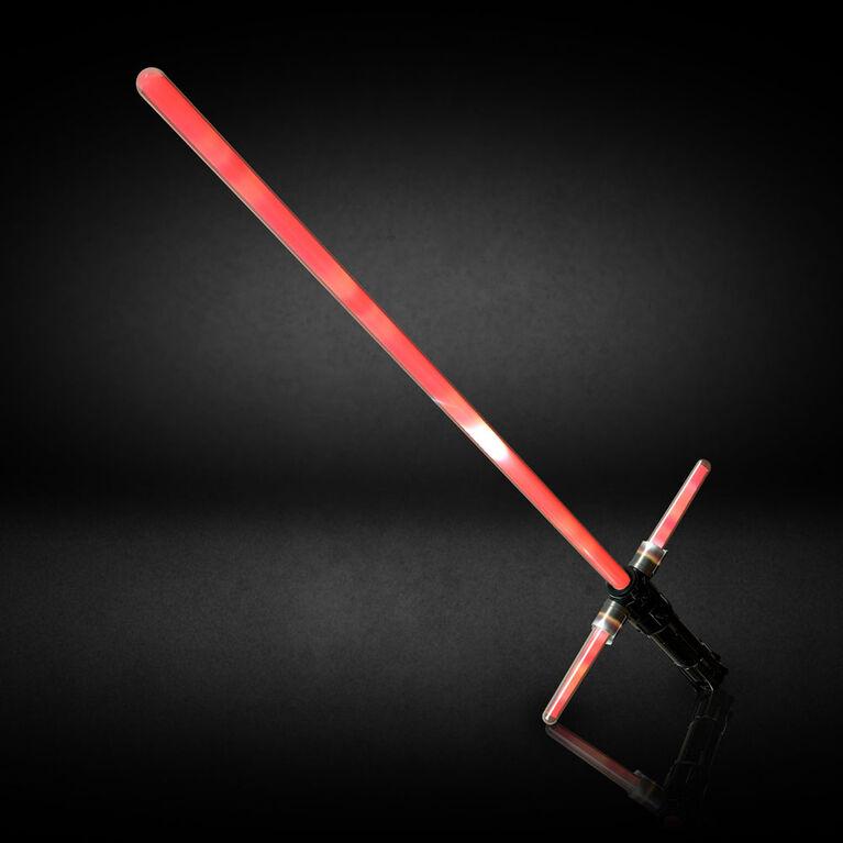 Star Wars The Black Series Supreme Leader Kylo Ren Force FX Elite Lightsaber