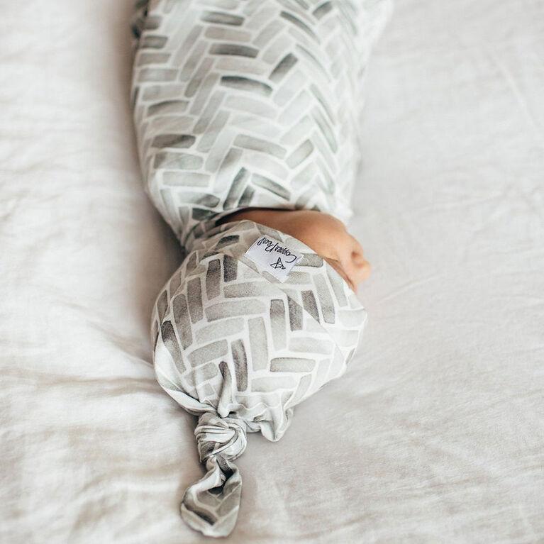 Copper Pearl couverture d'emaillotage à un seul tricot Alta