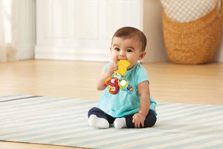 Vtech - Smart Sounds Baby Keys - English Edition