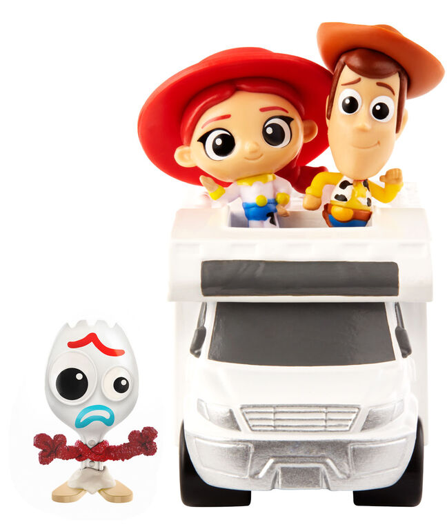 Disney Pixar Toy Story MINIS RV and Friends Road Trip Pack.