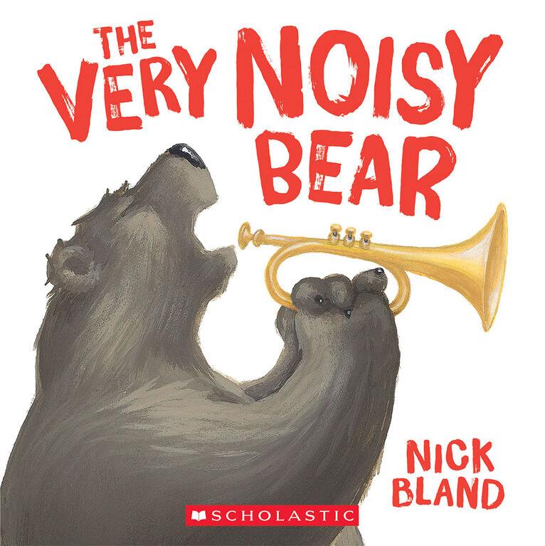 The Very Noisy Bear - English Edition