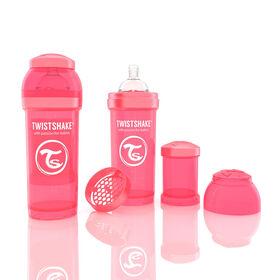 Twistshake Anti-Colic Bottle 260ML - Peach